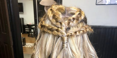 Learn to braid tickets