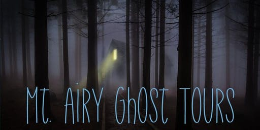 Mt. Airy Ghost Tours
