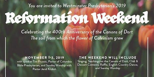 WPC Reformation Celebration Weekend