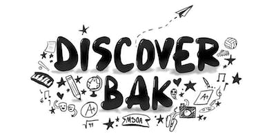 MSOA Foundation Presents: Discover Bak! (DANCE & COMMUNICATIONS)