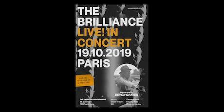 The Brilliance - Live In Concert billets