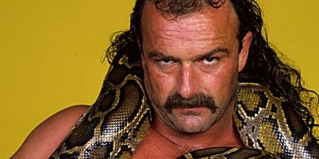 "Jake ""the snake"" Roberts: Dirty Details tour tickets"
