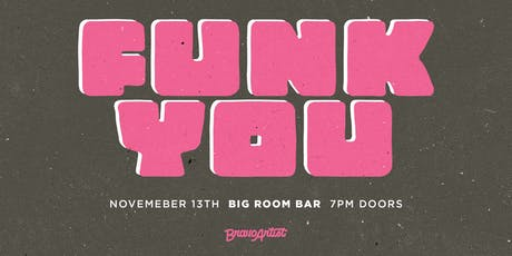 Funk You tickets