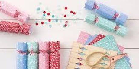 Eco-Christmas Craft Class: Clever Collage Cards an tickets