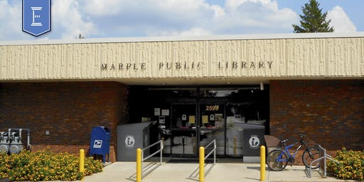 College Financial Workshop at Marple Public Library