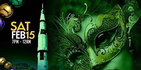 The Rocket City Masquerade Mardi Gras Ball tickets