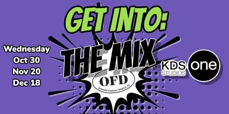 The Mix tickets