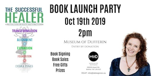 The Successful Healer BOOK LAUNCH party