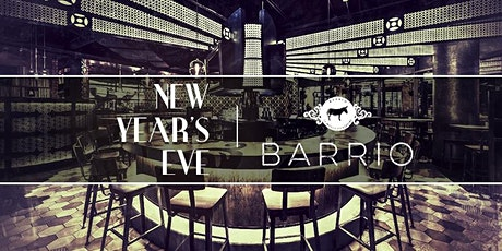 New Year's Eve Chicago at Barrio tickets