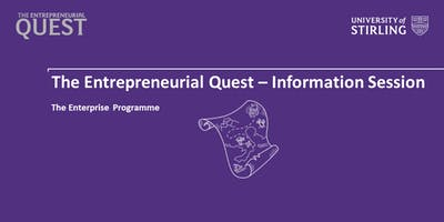 Entrepreneurial Quest - Information Session