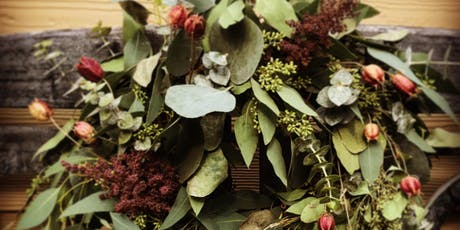 Eucalyptus Wreath Take Home tickets