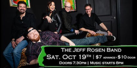 The Jeff Rosen Band tickets