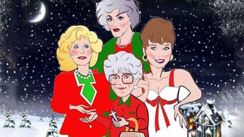 """Golden Girls LIVE! Christmas Special"""