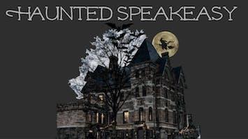 Haunted Speakeasy