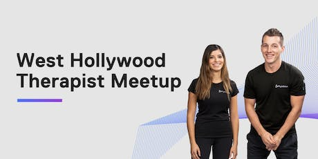 Myodetox West Hollywood Therapist Meetup tickets