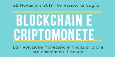 Blockchain e Criptomonete. La rivoluzione monetaria e finanziaria che sta cambiando il mondo.