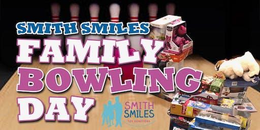 Smith Smiles Family Bowling Day