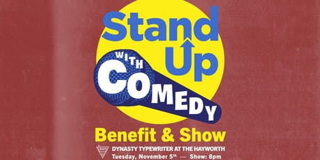 Stand Up with Comedy ft. Sabrina Jalees, Tom Papa, Fortune Feimster, + More! tickets