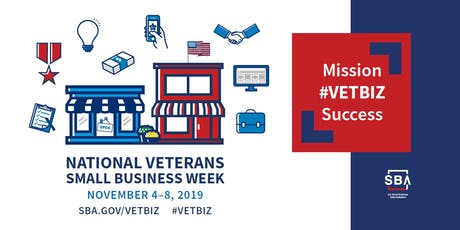 Veteran Business Ownership: Paths to Success tickets