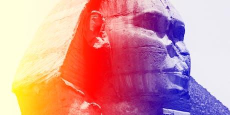Rätsel Ägypten – Sakrale Geografie und Architektur Tickets