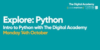 Explore: Python - 1 day Python Course