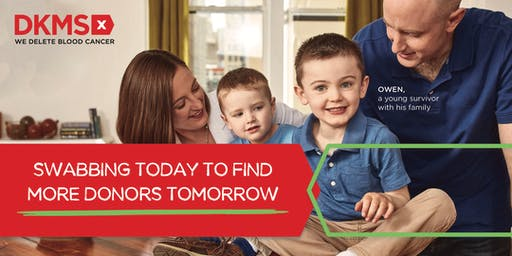 DKMS Webinar: Swabbing Today to Find More Donors Tomorrow - Session One