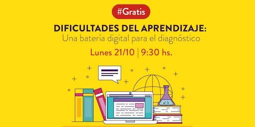 Dificultades del aprendizaje: una batería digital para el diagnóstico