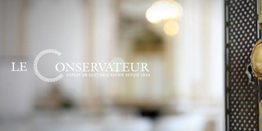 Soirée Découverte et Recrutement Le Conservateur