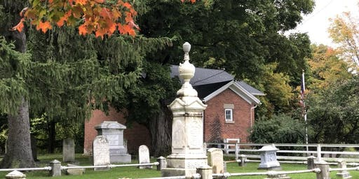 Voices from the Past: Walking Tour in Pioneer Burying Ground