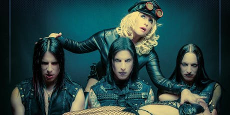 Genitorturers with Synthetic Nightmare and BarryWhite Hanson tickets