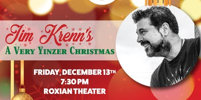 "Jim Krenn's ""A Very Yinzer Christmas"""