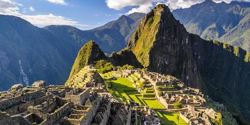 TRAVEL WITH US TO PERU-INFORMATION SESSIONS