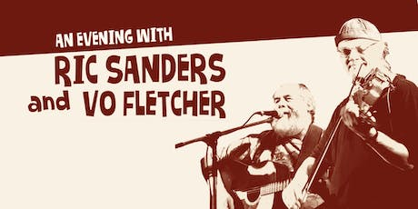 An Evening With Ric Sanders & Vo Fletcher tickets