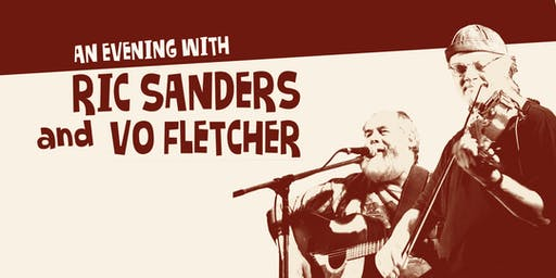 An Evening With Ric Sanders & Vo Fletcher