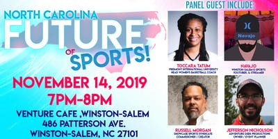 "The North Carolina ""Future of Sports"" Fireside Chat"