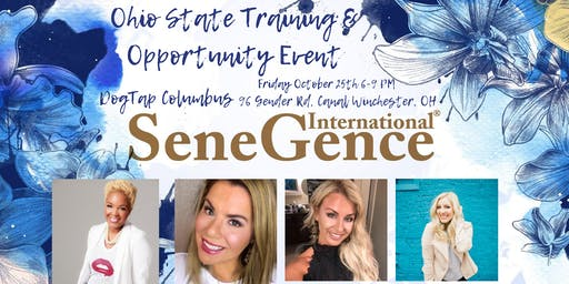 SeneGence Ohio Training & Opportunity Event