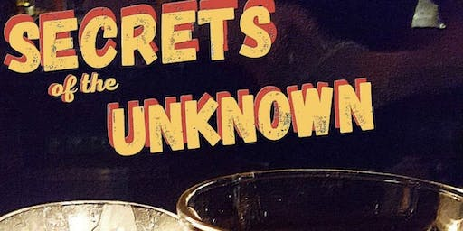 Secrets of The Unknown ( Fundraiser for The New Orleans Musician Clinic)