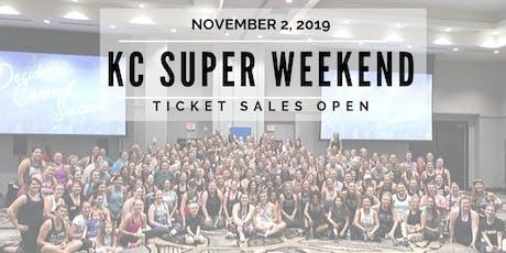 Team Beachbody Kansas City - November 2019 Super Weekend  tickets