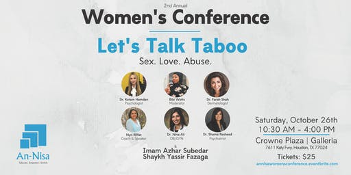 2nd Annual Women's Conference