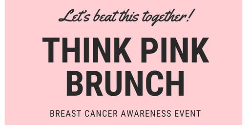 THINK PINK BRUNCH!