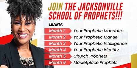 JACKSONVILLE SCHOOL OF PROPHETS - COURSE tickets
