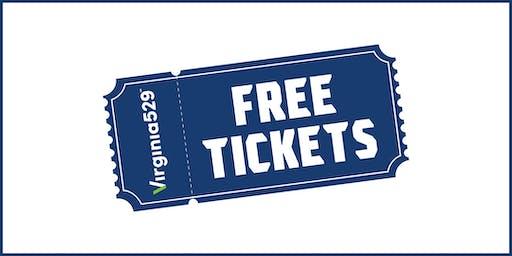 Offer for Virginia529 Smart Savers - Free VT Hokies Football Tickets
