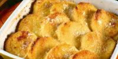 Gnocchi Alla Romana (and Tomato Basil Sauce!) tickets