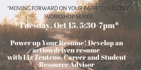 Power Up Your Resume!  tickets
