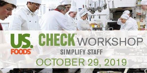 US Foods Simply Staffing Workshop