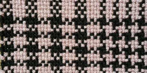Weave a Patterned Scarf in a Day