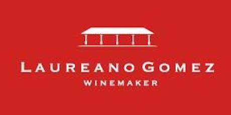 Cata nº 61 2019 - Laureano Gomez Winemaker entradas