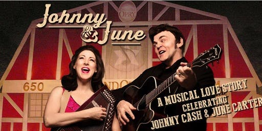Johnny Cash & June Carter Tribute: A Musical Love Story