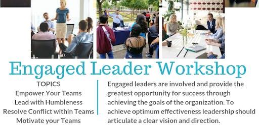 Engaged Leader Workshop