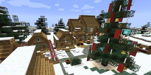 WeihnachtsWORKSHOP: Minecraft – Das Winterdorf